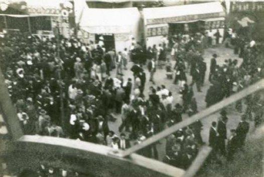 Arraial da Festa das Almas Santas da Areosa - 1953